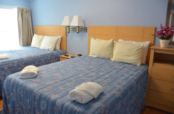 V1 – 2 Bedroom Unit