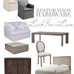 Restoration Hardware Look Alike Items For Less Beaus And Ashley