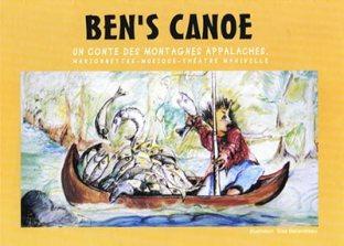 affiche ben's canoe