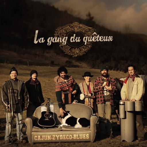 Couverture CD - La Gang du Quéteux