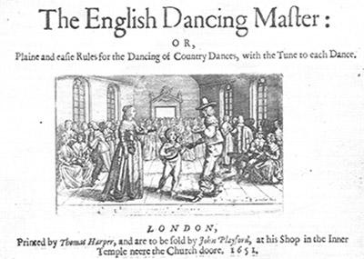 The english dancing master