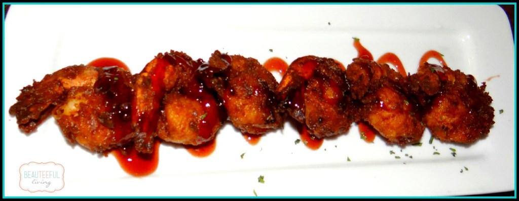 Brewology fried shrimp