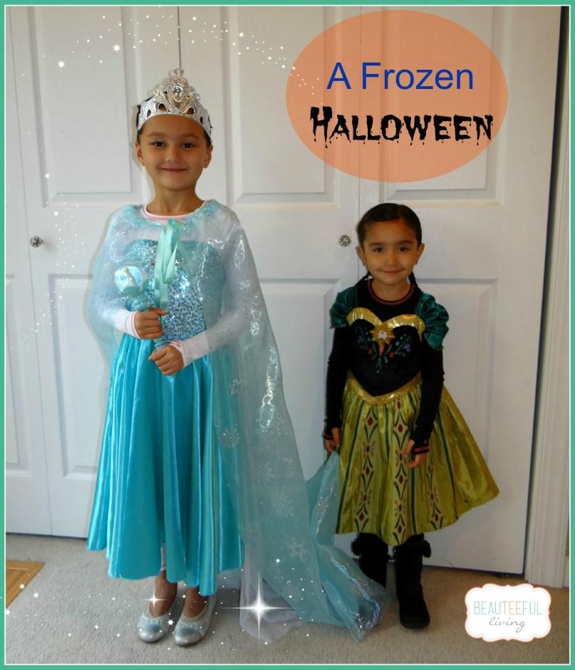 Frozen Halloween 1