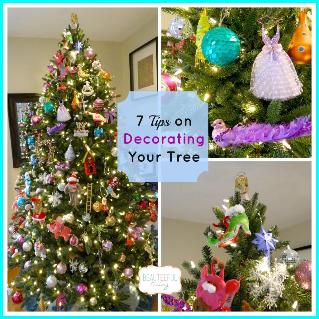 7 Tips on Decorating Tree