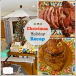 Christmas Holiday Recap
