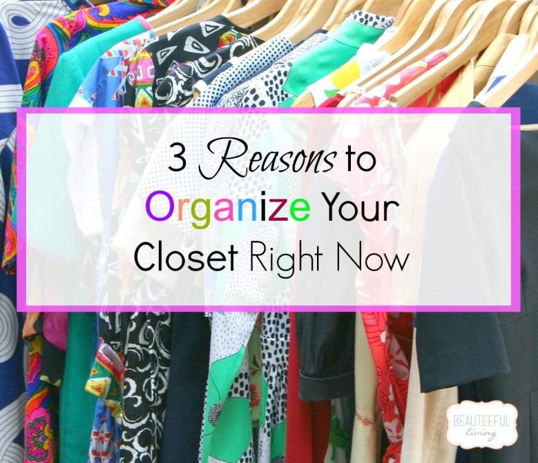 Organized Closet cover