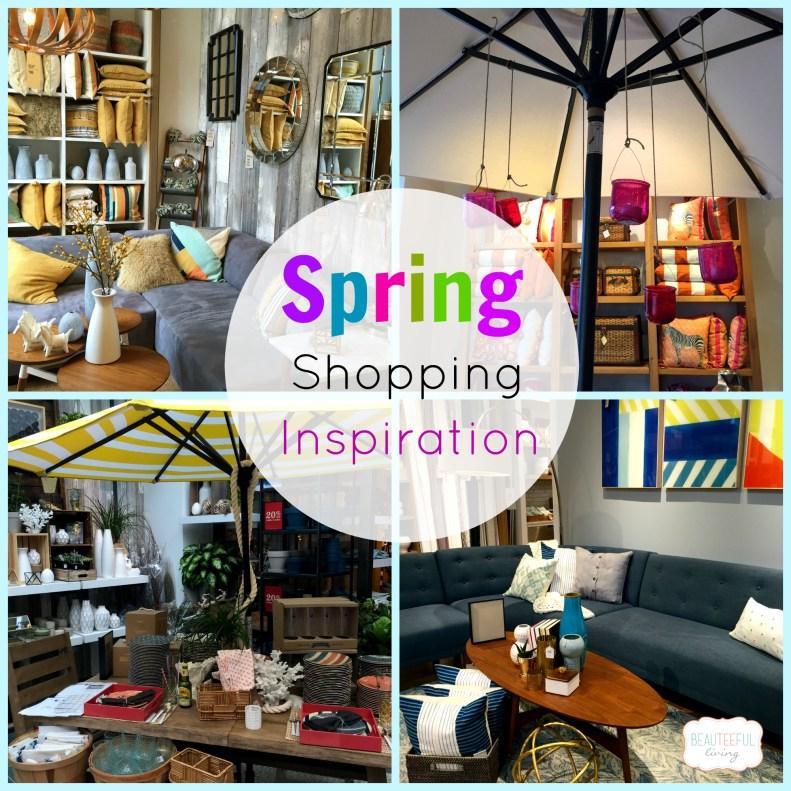 Spring Shopping Inspiration
