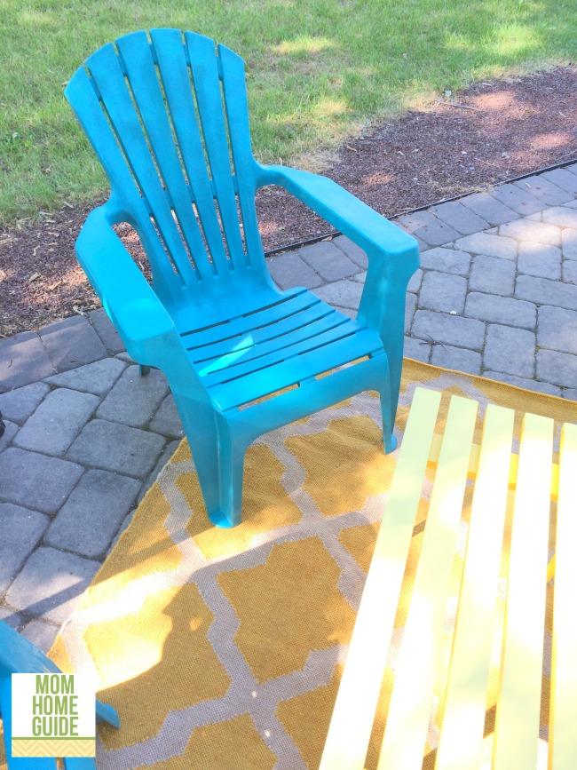 MHG tuscan trellis outdoor rug