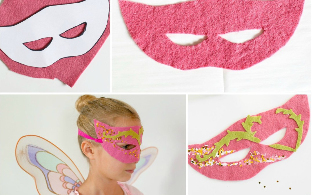 Guest Post – Dempster Logbook – How to Create a Fairy Mask