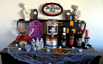My Spooky Drink Bar