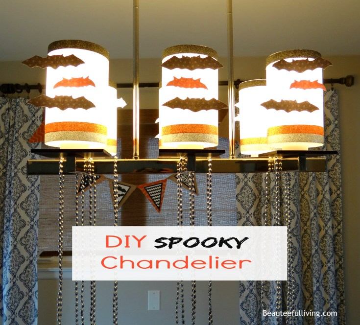 Spooky Chandelier - Beauteeful Living