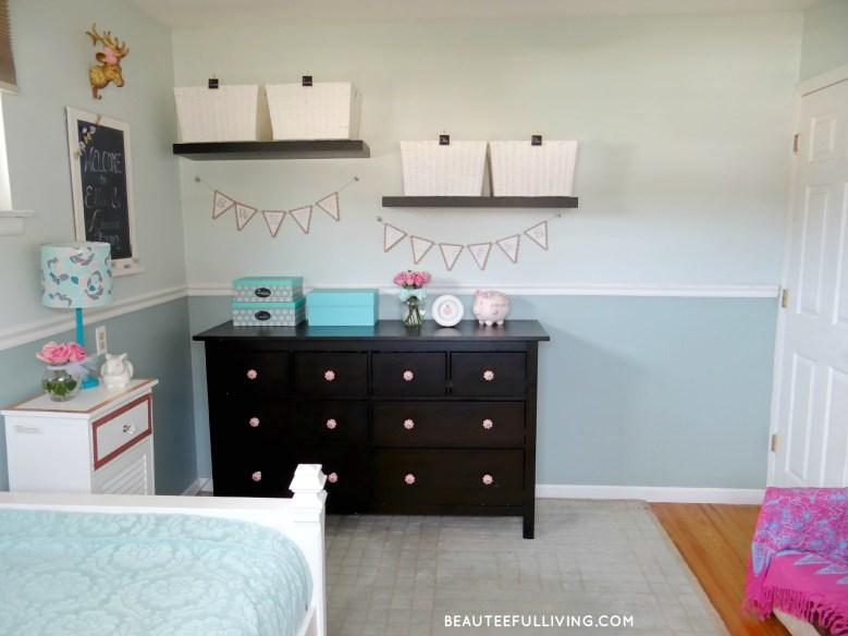 Dresser area view - Beauteeful Living