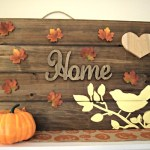 Thanksgiving Craft Pallet – Mom Home Guide's Guest Post