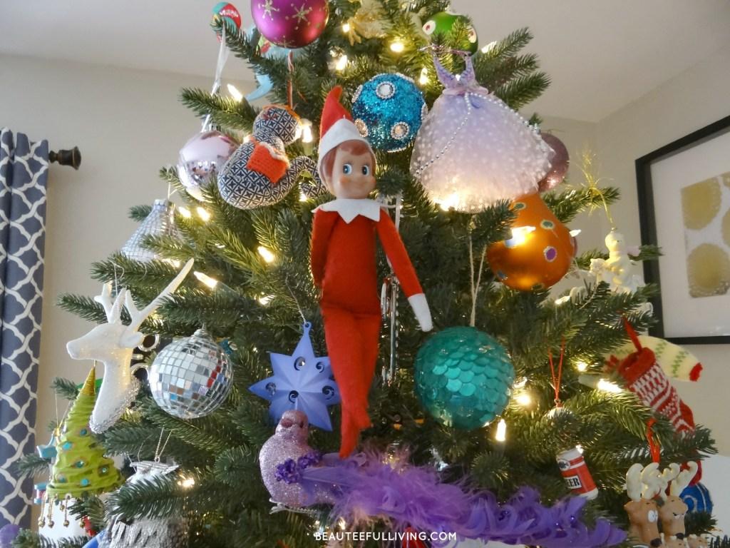 Elf on the shelf - Beauteeful Living