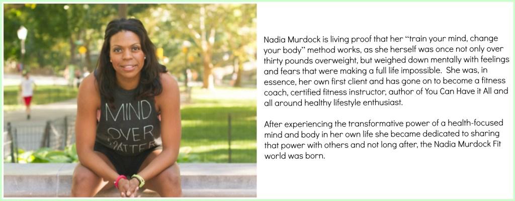 Nadia Murdock Bio