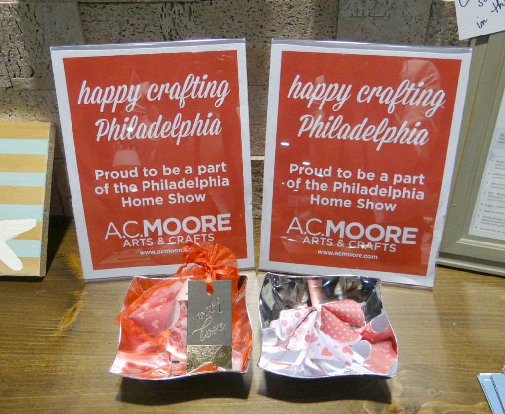 Fortune Cookie Craft sponsored by AC Moore