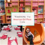 Visiting The American Girl Place Cafe