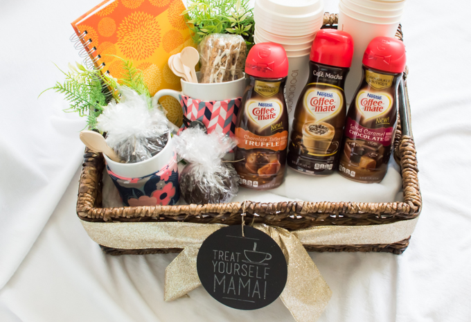 Coffee-Gift-Basket via simplymadefun