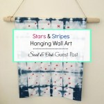 Stars and Stripes Hanging Wall Art – Soul and Oak Guest Post