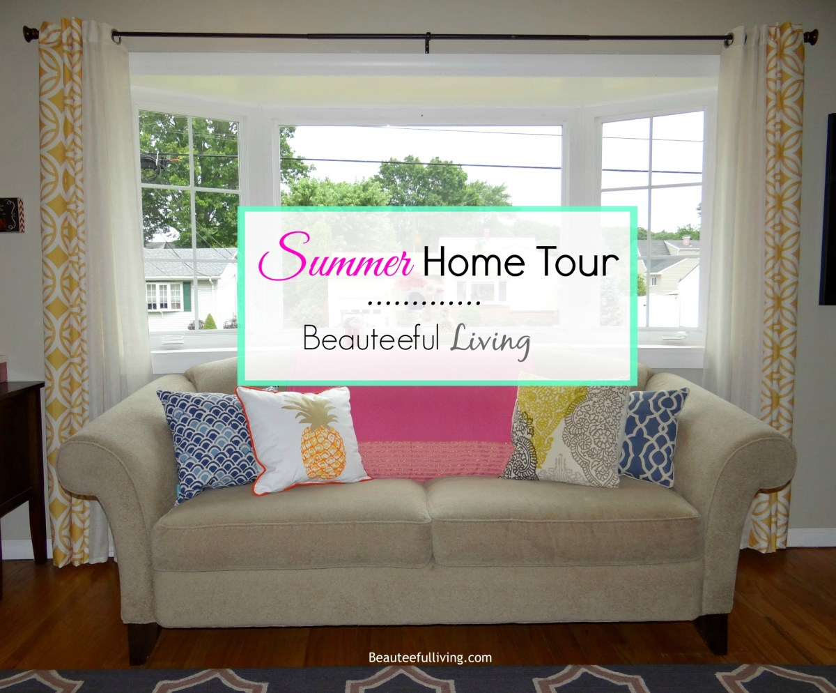 Summer Home Tour 2016