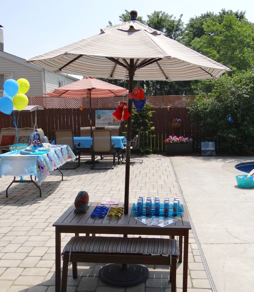 Finding Dory kids party