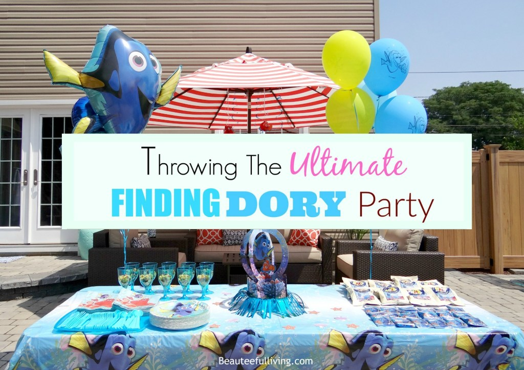 FindingDory_Pool Party Supplies
