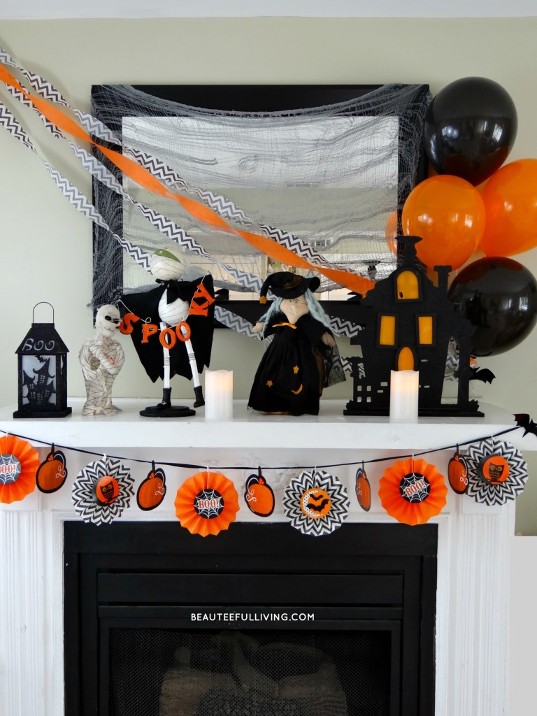 halloween-fireplace-mantel-beauteeful-living