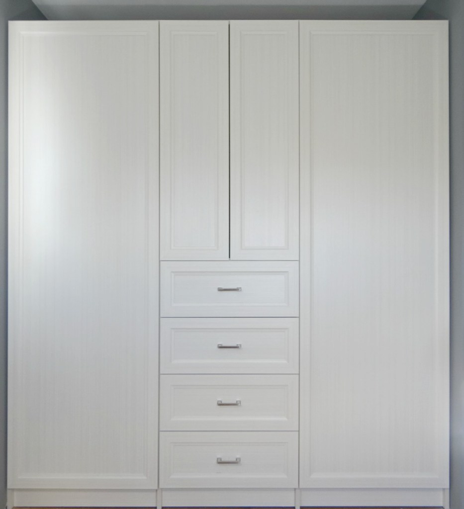 Custom Armoire Installation - Beauteeful Living
