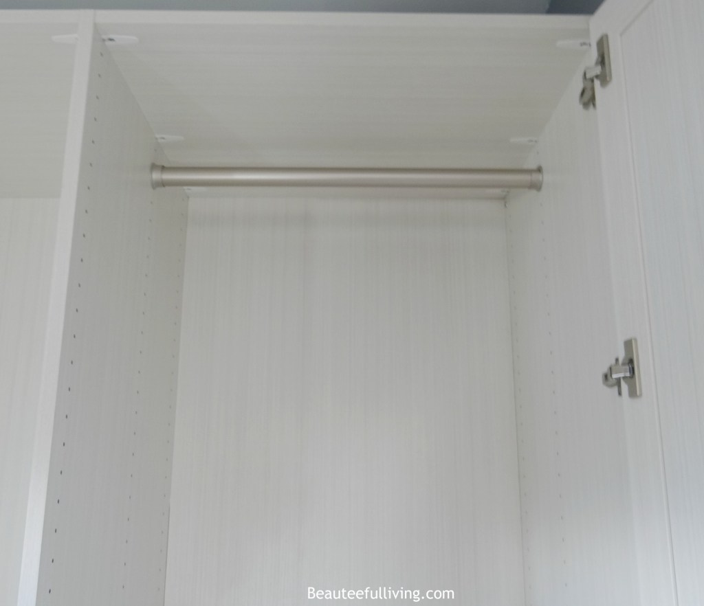 Custom Armoire Installation - Beauteeful Living