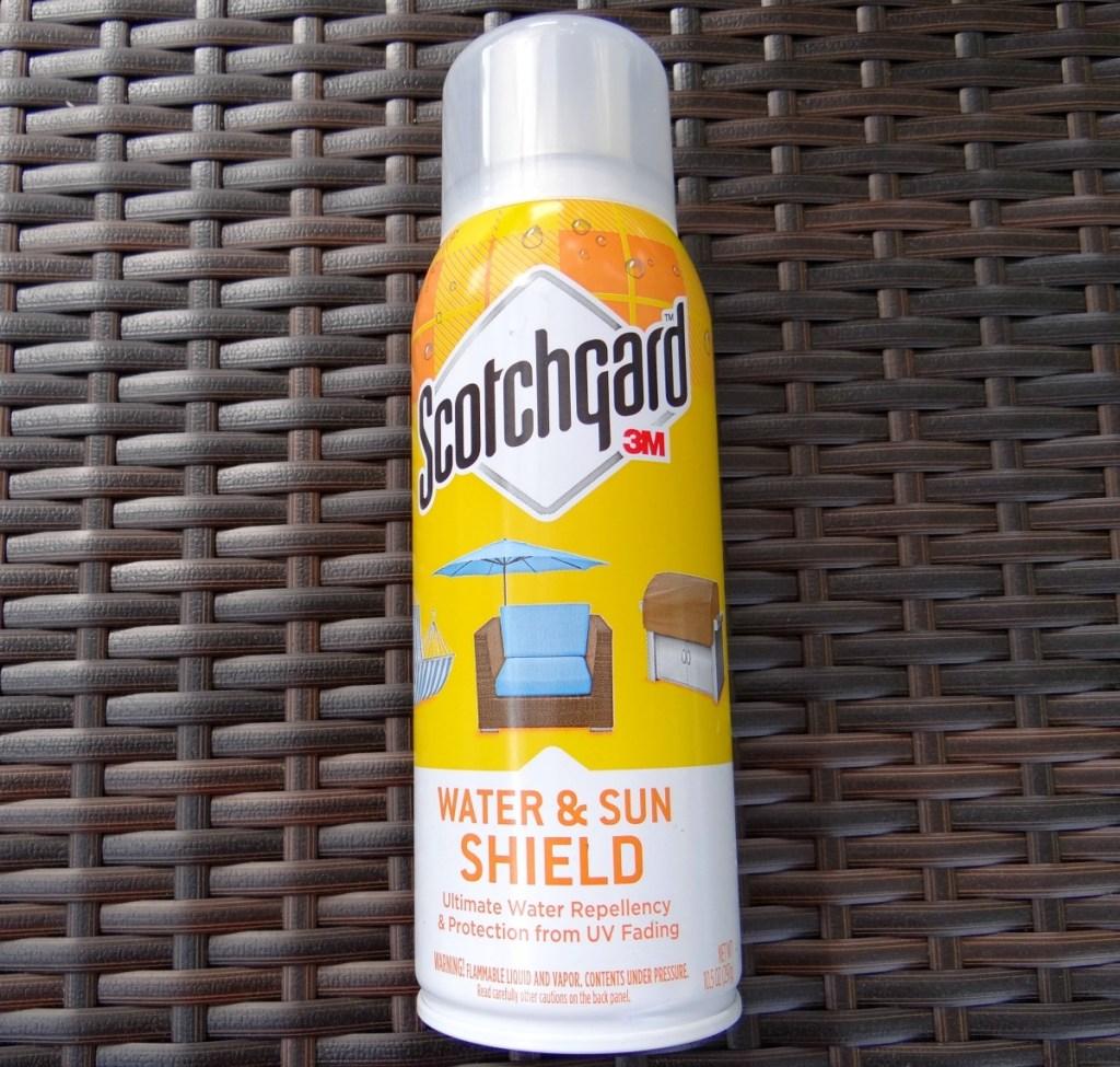 Scotchgard water and sun spray