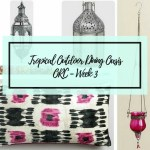 Tropical Outdoor Dining Oasis – ORC Week 3