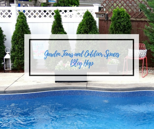 Outdoor Spaces Blog Hop