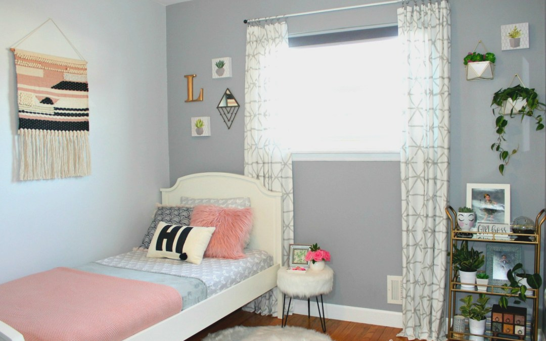 Hipster Chic Girl's Room Reveal – ORC Week 7