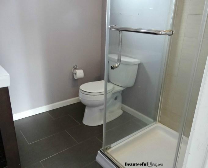 Bathroom Toilet Before1 - Beauteeful Living