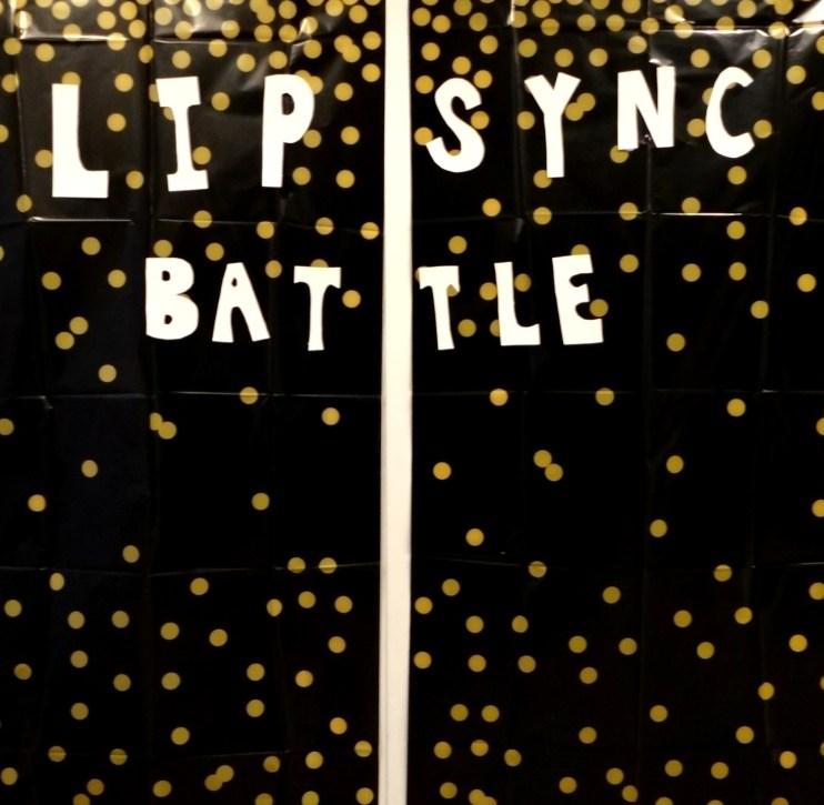 Lip Sync Battle Background - Beauteeful Living