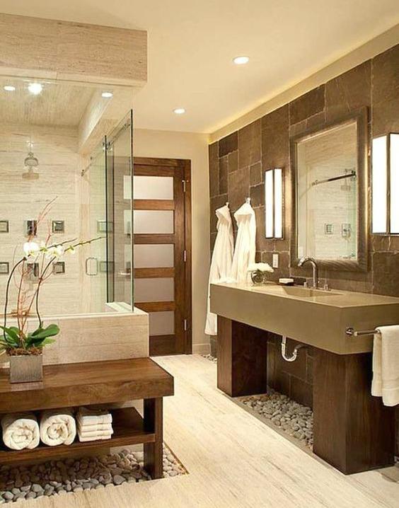 Spa Like Bathroom Inspiration