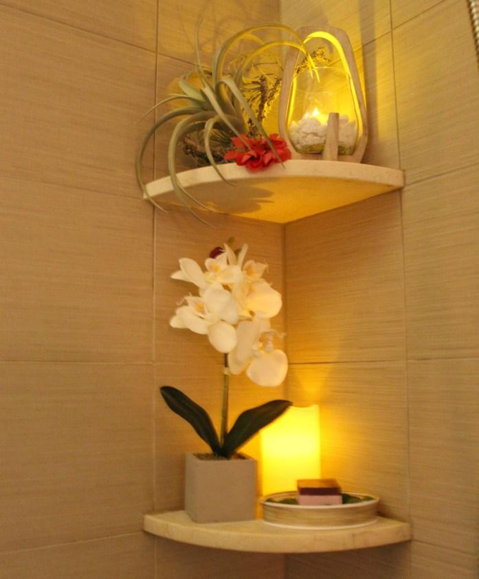 Spa themed bathroom decor - Beauteeful Living