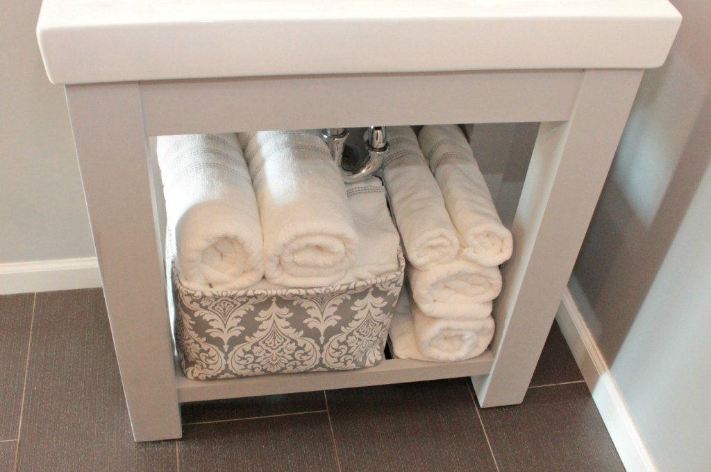 White towels - Beauteeful Living