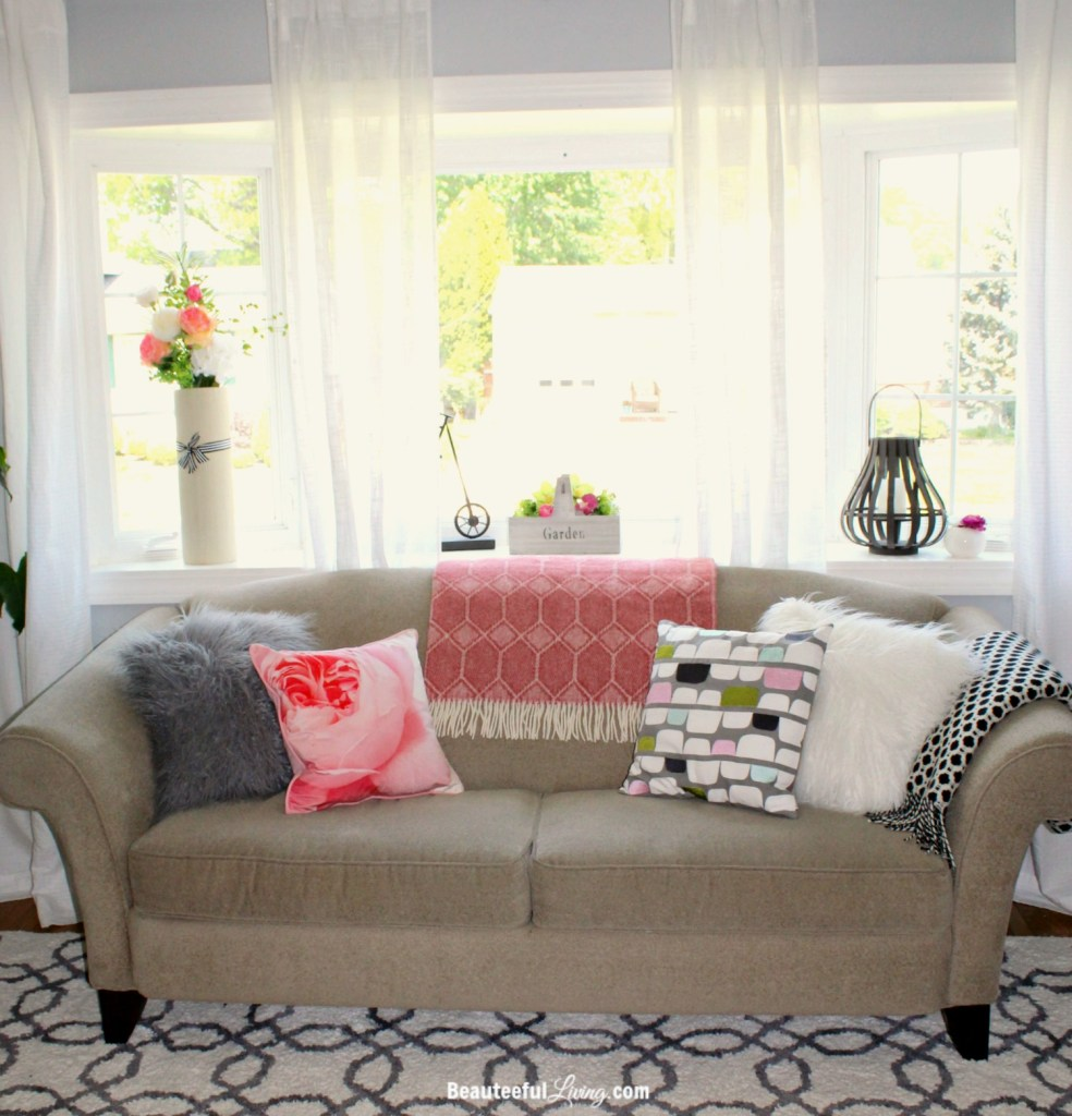 Glam Living room - Beauteeful Living