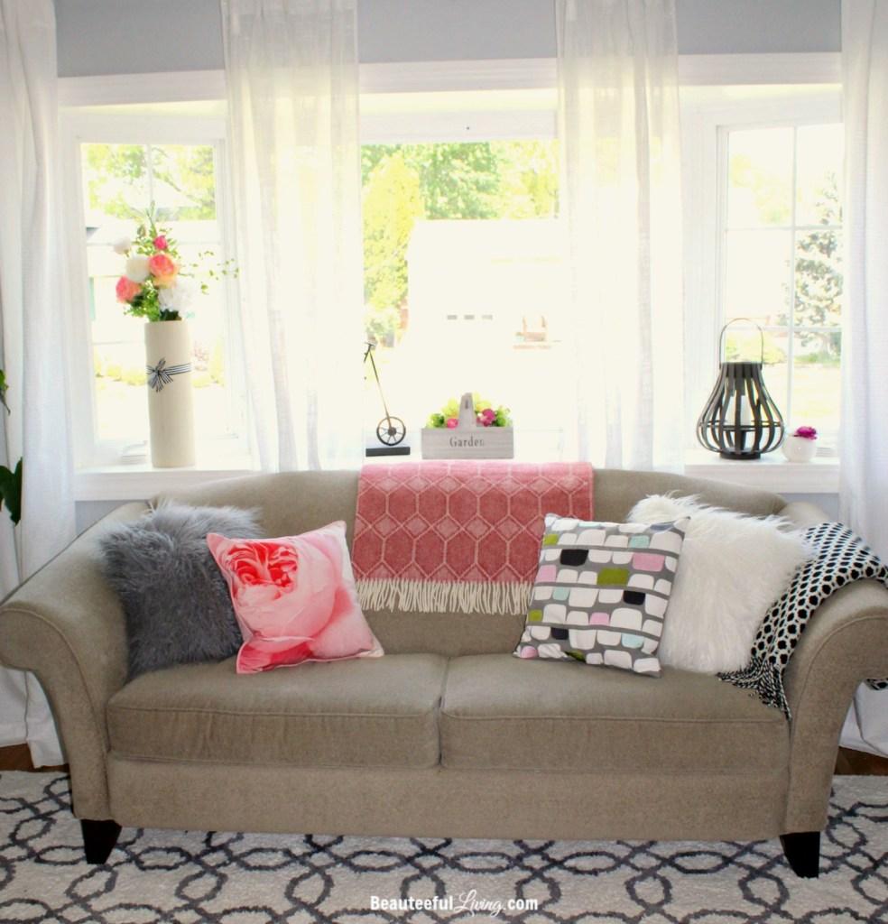 Glam Living room - Beauteeful Living