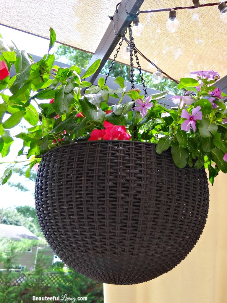 Keter Hanging Planter - Beauteeful Living