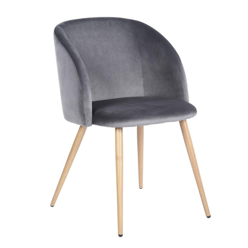 Eggree modern velvet chair