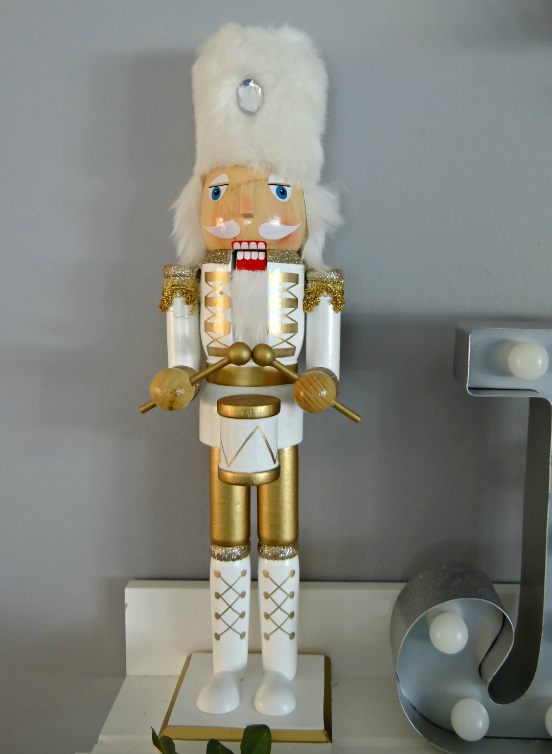 Glam Nutcracker
