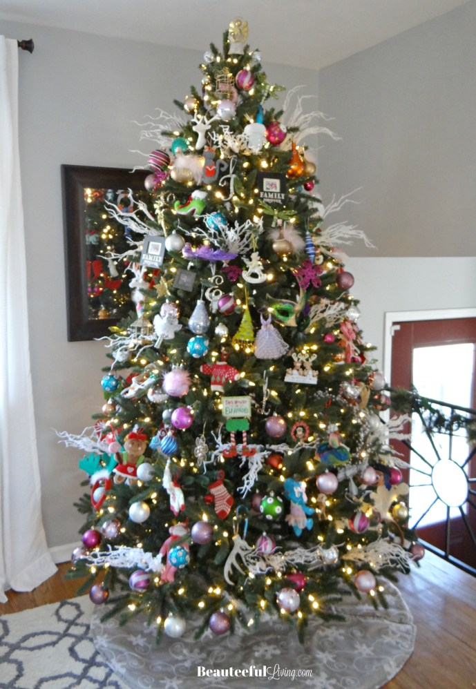 Prelit Christmas Tree - Beauteeful Living