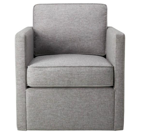 HomePop Swivel Accent Chair