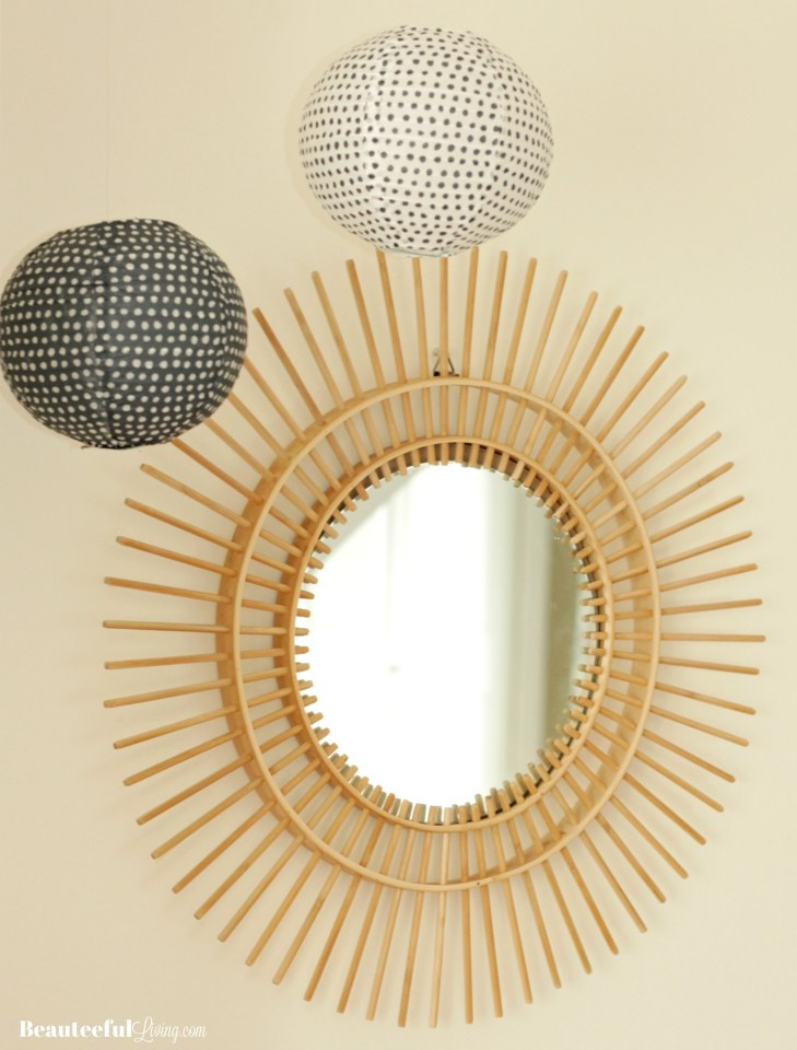 Bamboo Mirror - Beauteeful Living