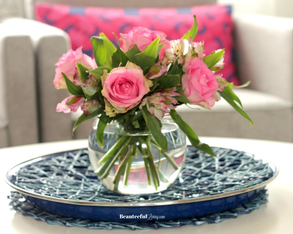 Rose Centerpiece - Beauteeful Living