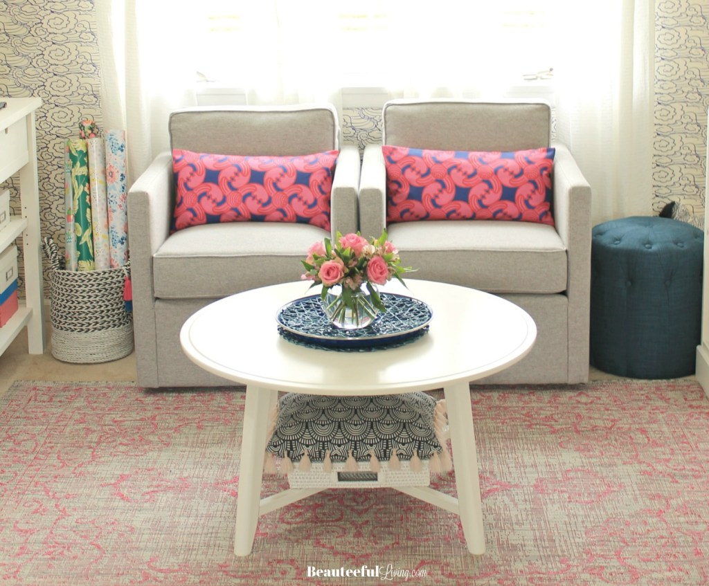 HomePop Swivel Chairs - Beauteeful Living