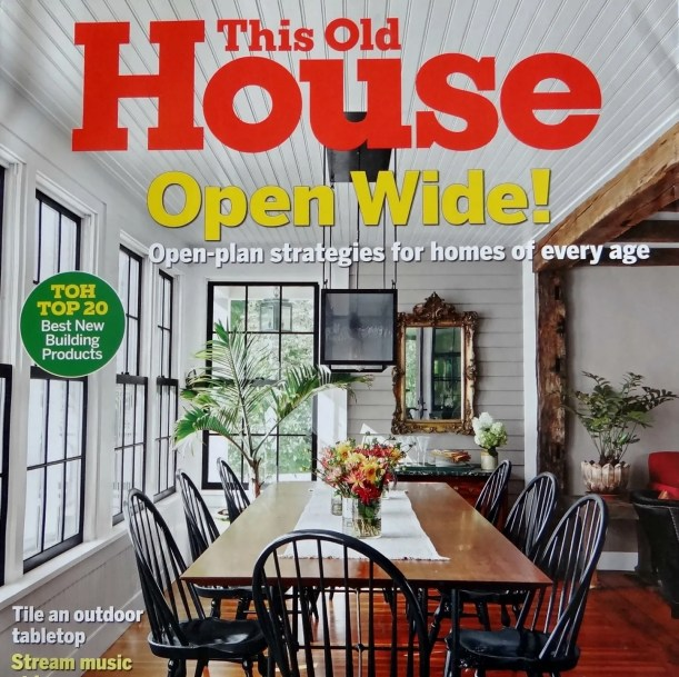 This Old House - July Aug 2019 Issue