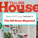 Corner Office Makeover Featured in This Old House Magazine